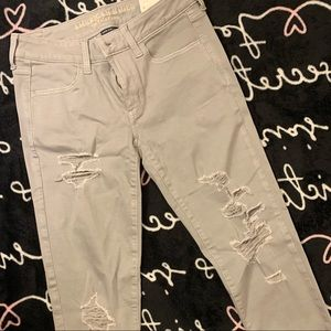 AE Light Gray Jegging